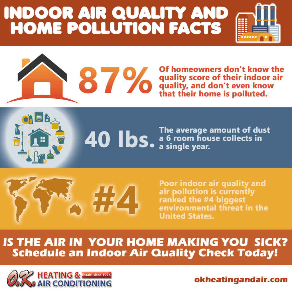 Indoor Air Quality and Home Pollution Facts