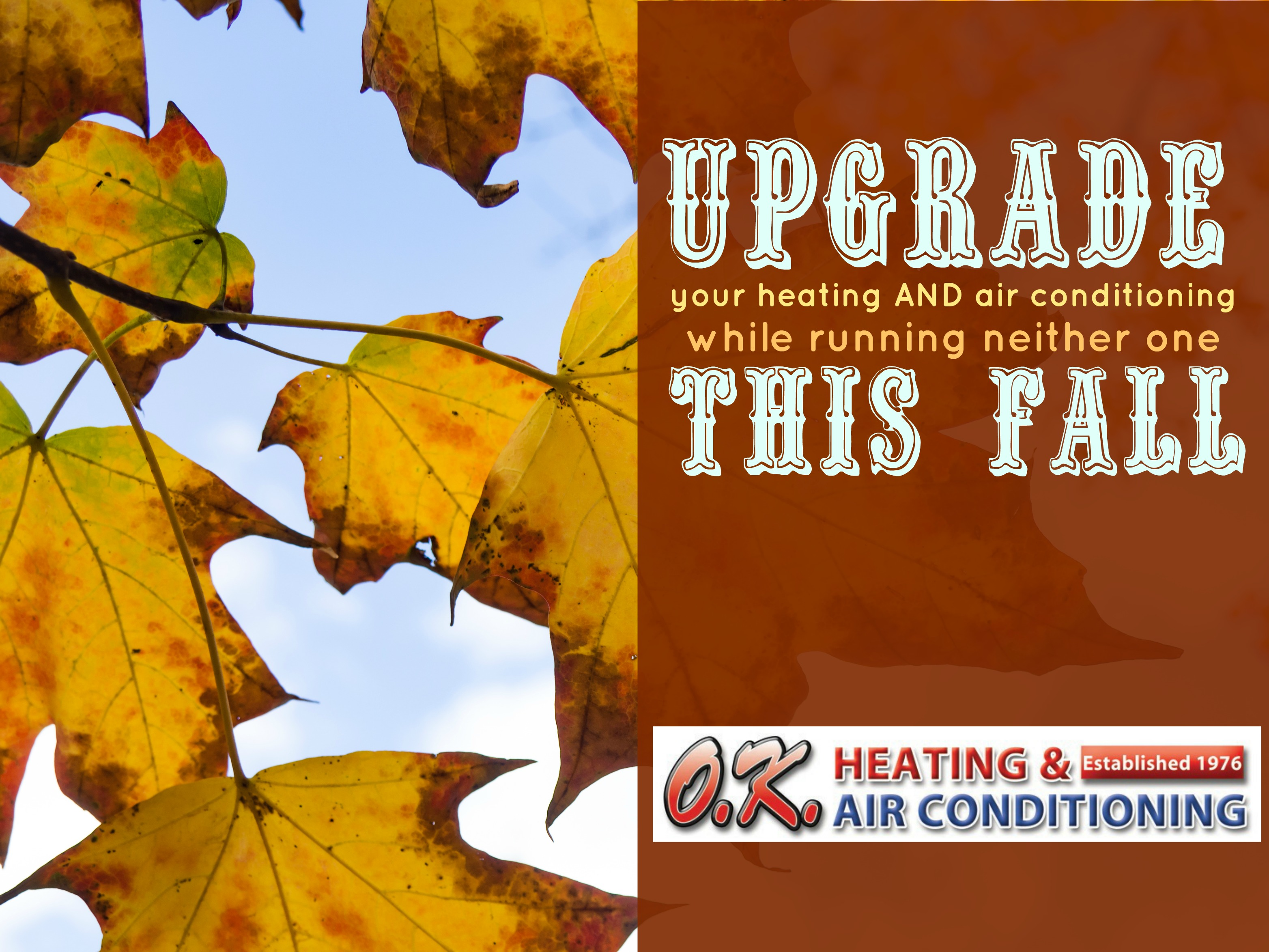 Upgrade HVAC System This Fall