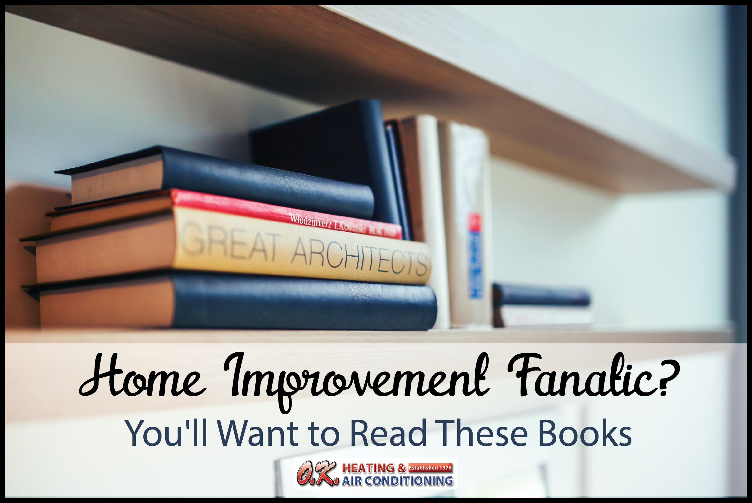 Top Books for Home Improvement
